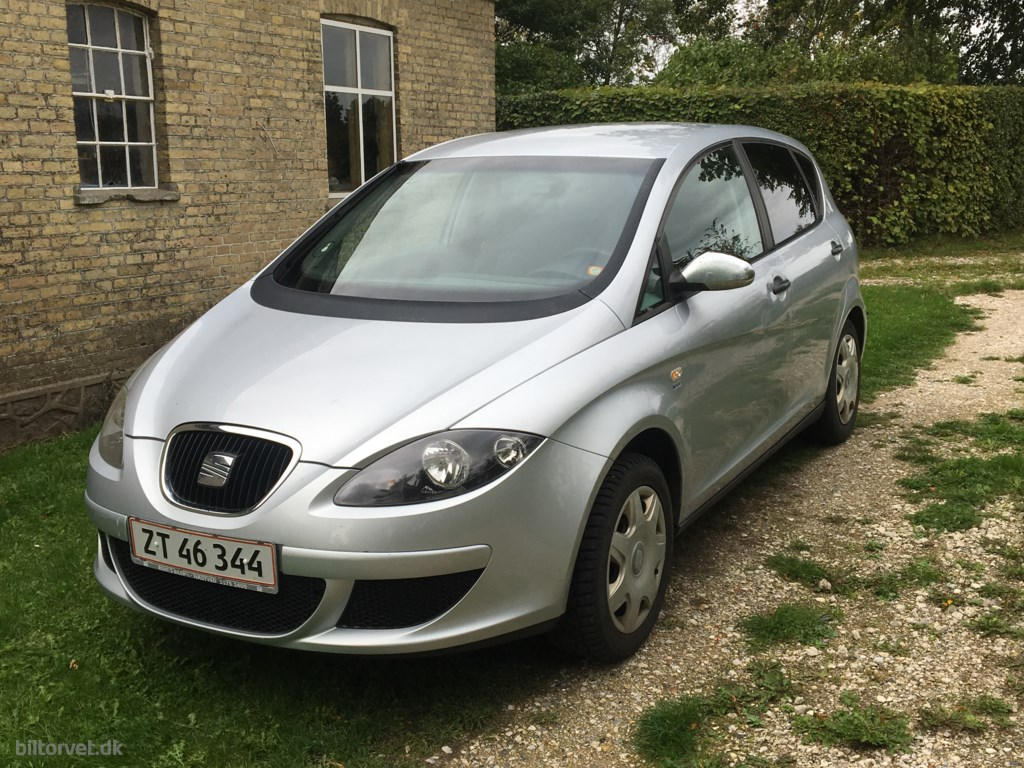 Seat Altea 1,6 Reference 102HK 2006