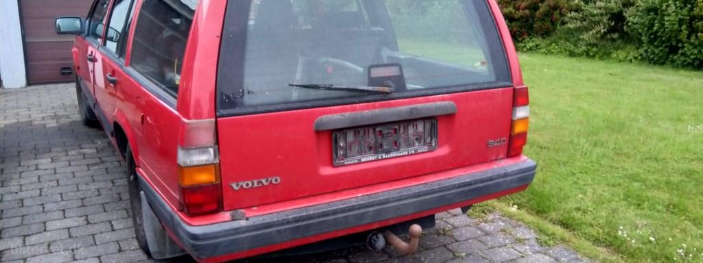 Volvo 940 2,3 Turbo 165HK Stc 1997