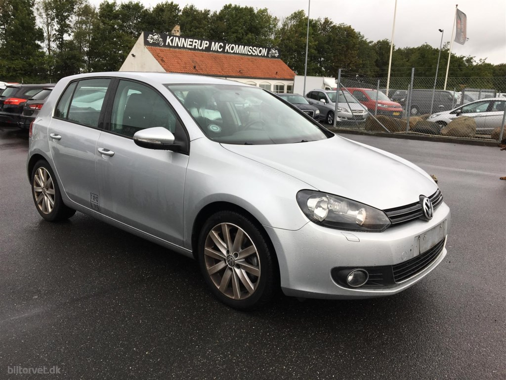 VW Golf 1,4 TSI Highline 160HK 5d 2012
