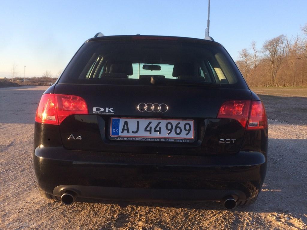 Audi A4 2,0 TFSI 200HK Stc 2004