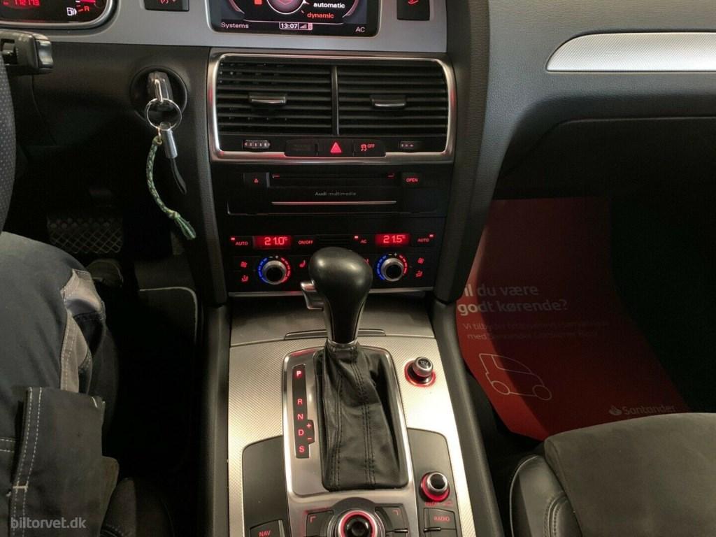 Audi Q7 3,0 TDi 240 quattro Tiptr. CD Van 2011