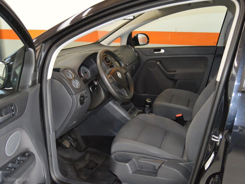 VW Golf Plus 1,9 TDI 105HK Van 2007