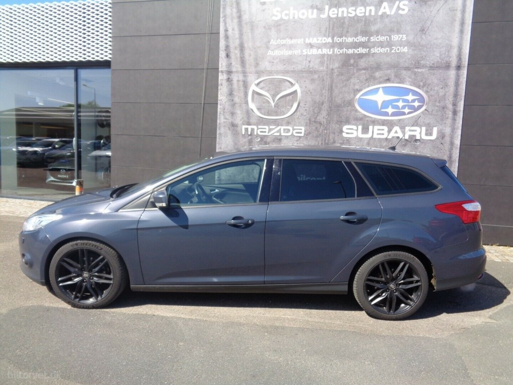 Ford Focus 1,0 SCTi 125 Edition stc. ECO 2013