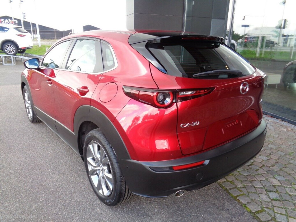Mazda CX-30 2,0 Sky-G 122 Cosmo aut. Van 2019