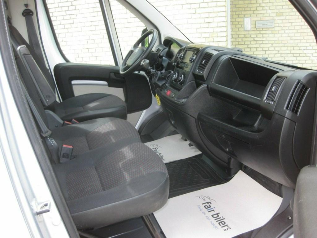 Citroën Jumper 35 2,2 HDi 150 Chassis L3 2015
