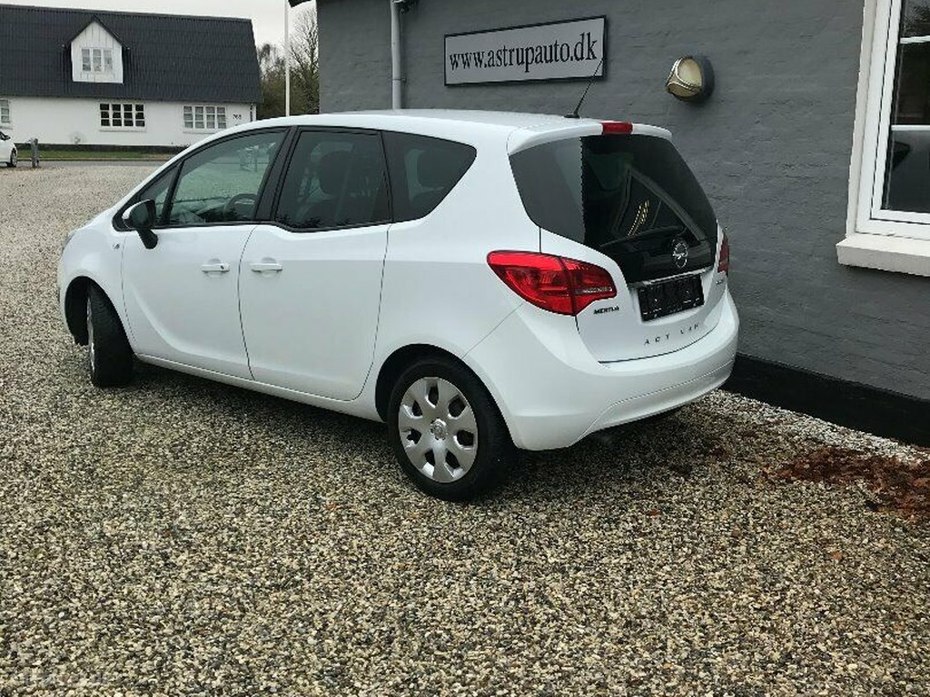 Opel Meriva 1,3 CDTi 95 Enjoy eco Activan 2013