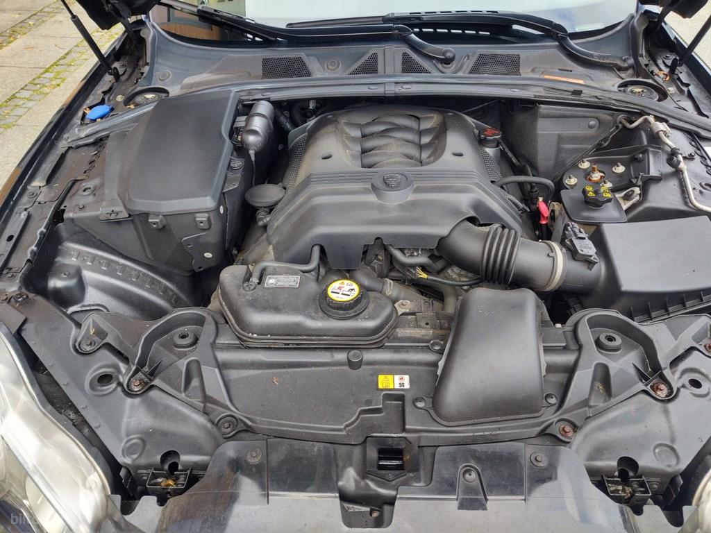 Jaguar XF 4,2 V8 Premium Luxery 298HK 6g Aut. 2008