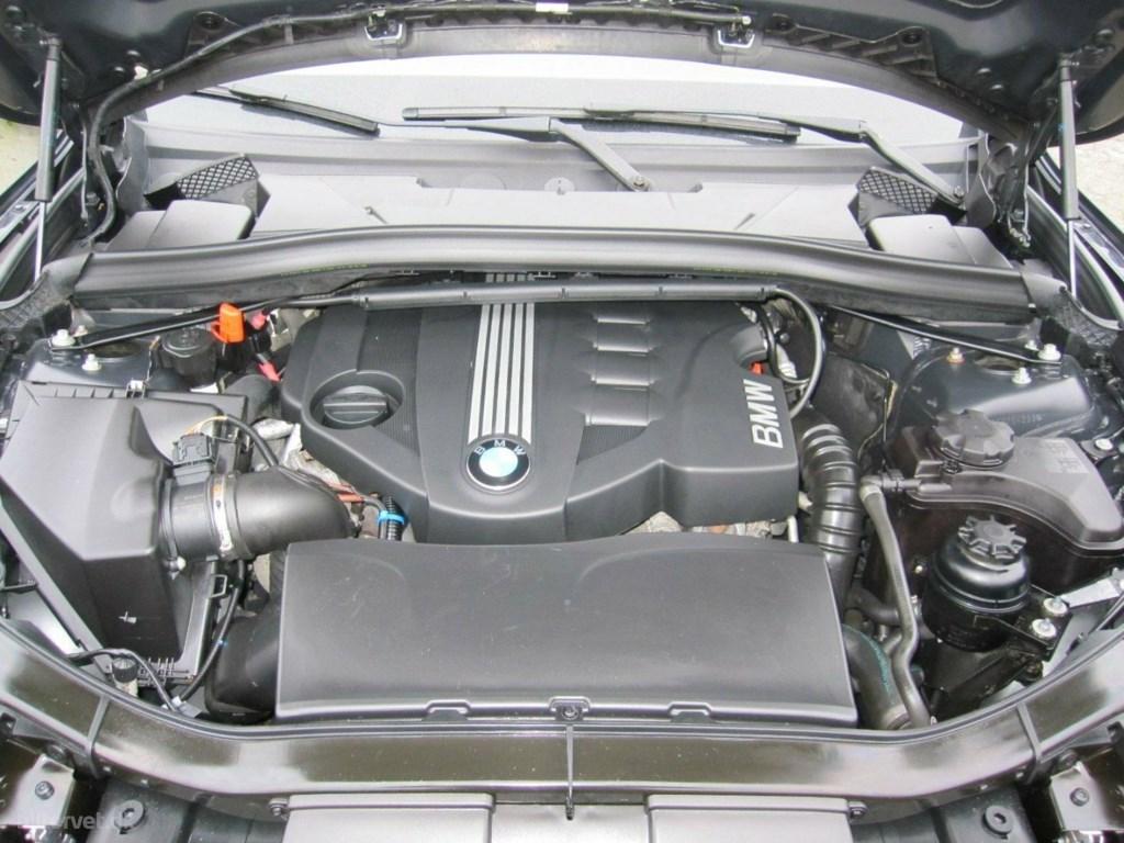 BMW X1 2,0 xDrive23d aut. Van 2012