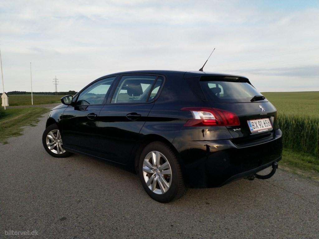 Peugeot 308 1,6 BlueHDi Active 120HK 5d 2017