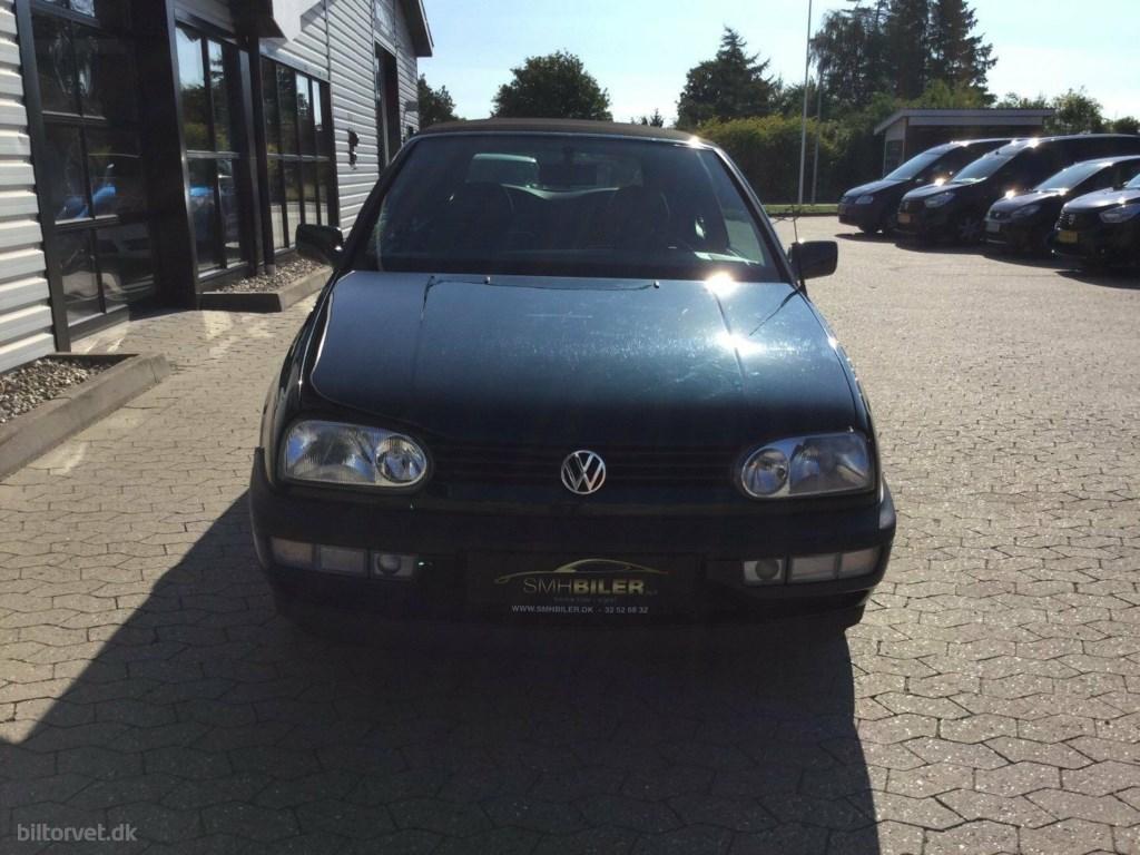 VW Golf III 1,8 GL aut. 1994