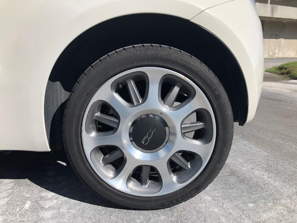 Fiat 500 0,9 TwinAir Start & Stop 85HK 3d 2012