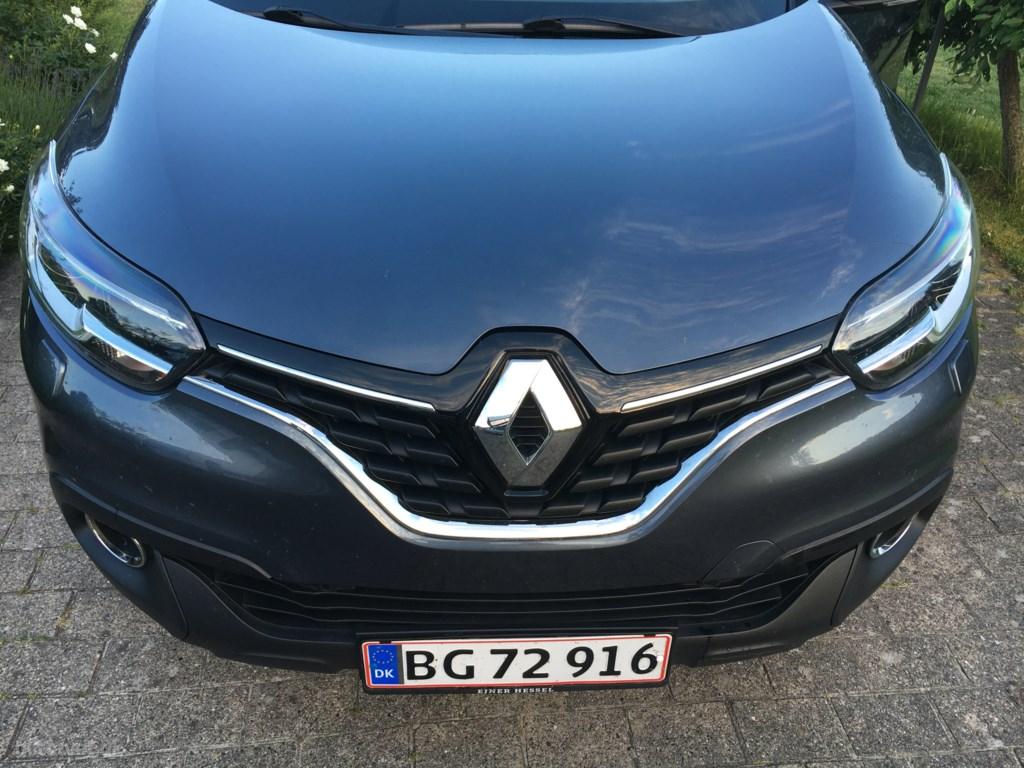 Renault Kadjar 1,2 Energy TCe Zen 130HK 5d 6g 2015