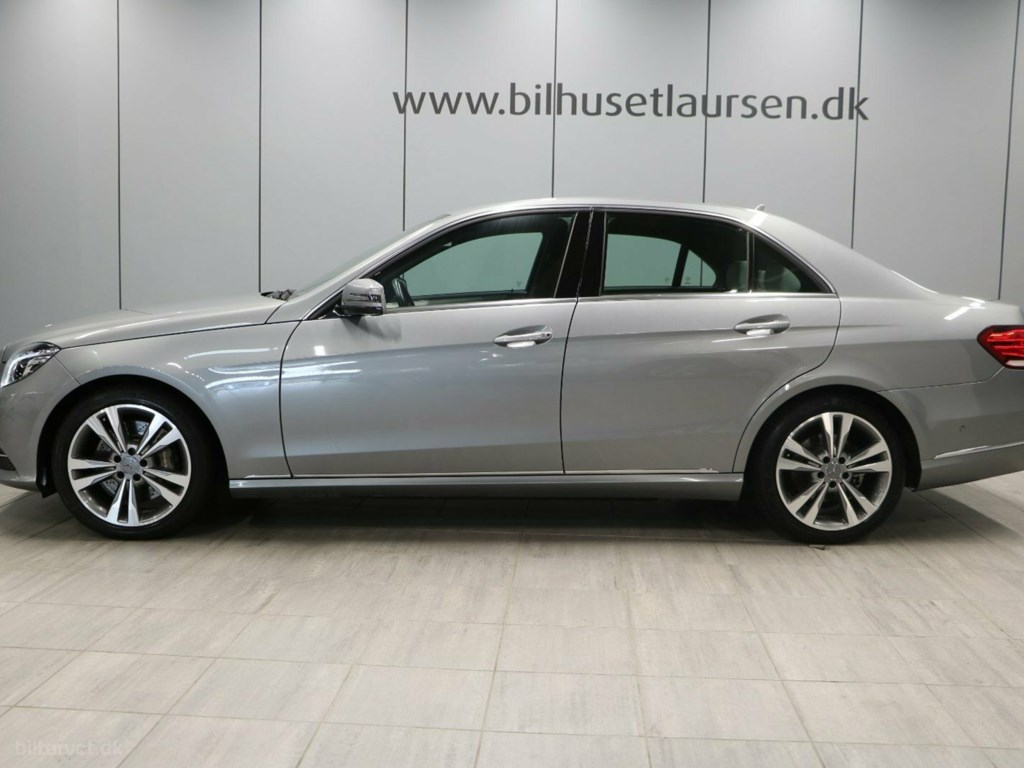 Mercedes-Benz E400 3,0 Avantgarde aut. 2014