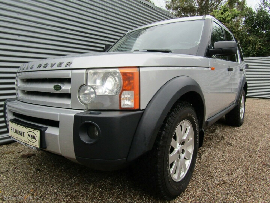 Land Rover Discovery 3 2,7 TDV6 HSE 2005