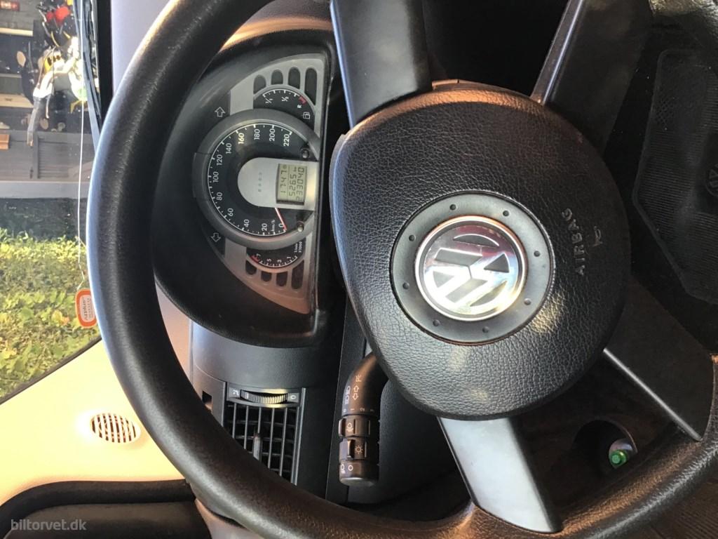 VW Fox 1,4 75HK 3d 2005