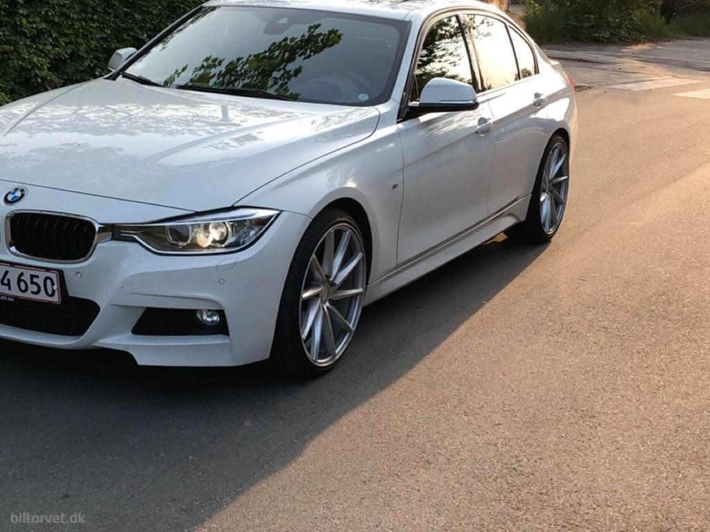 BMW 320d 2,0 D 184HK 8g Aut. 2014