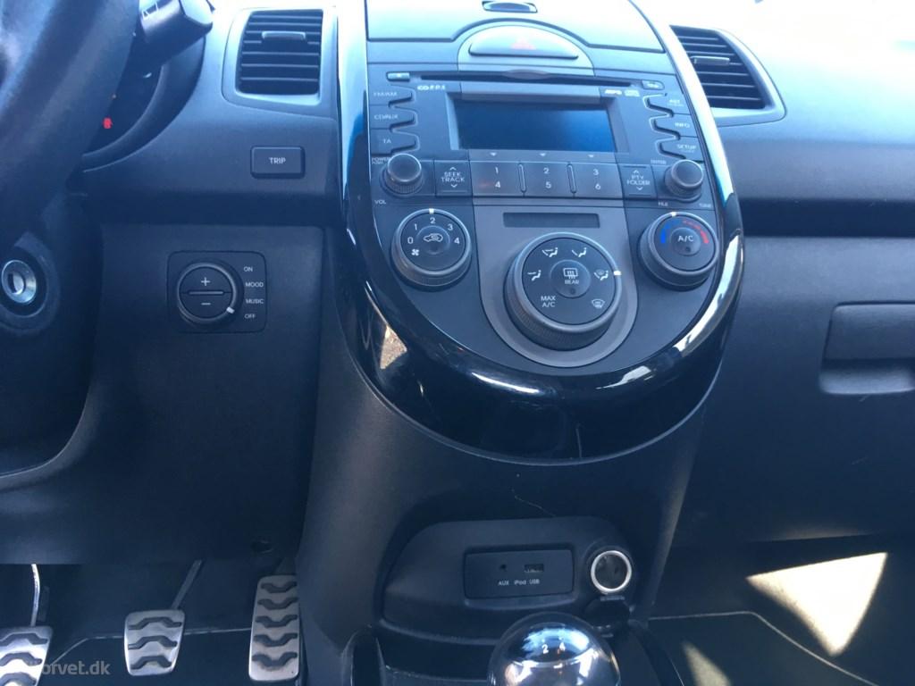 Kia Soul 1,6 CRDI Pacific 128HK 2009