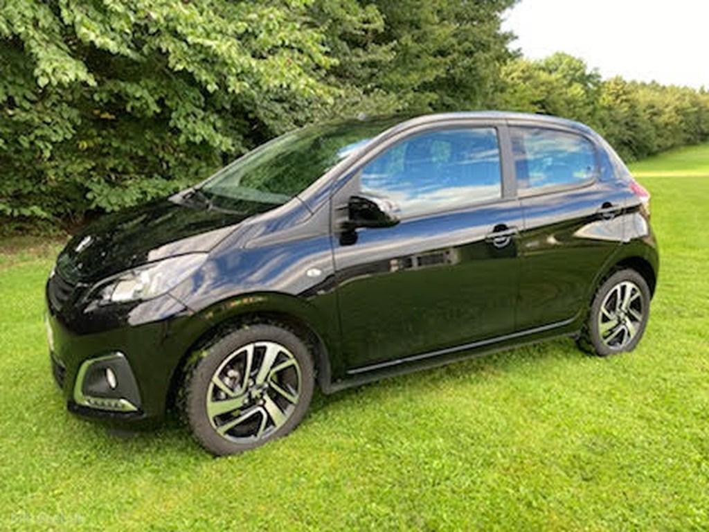 Peugeot 108 1,0 e-Vti Allure+ 72HK 5d 2019