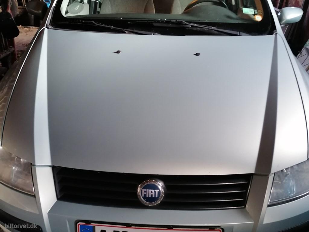 Fiat Stilo MultiWagon 1,8 Active 133HK Stc 2004