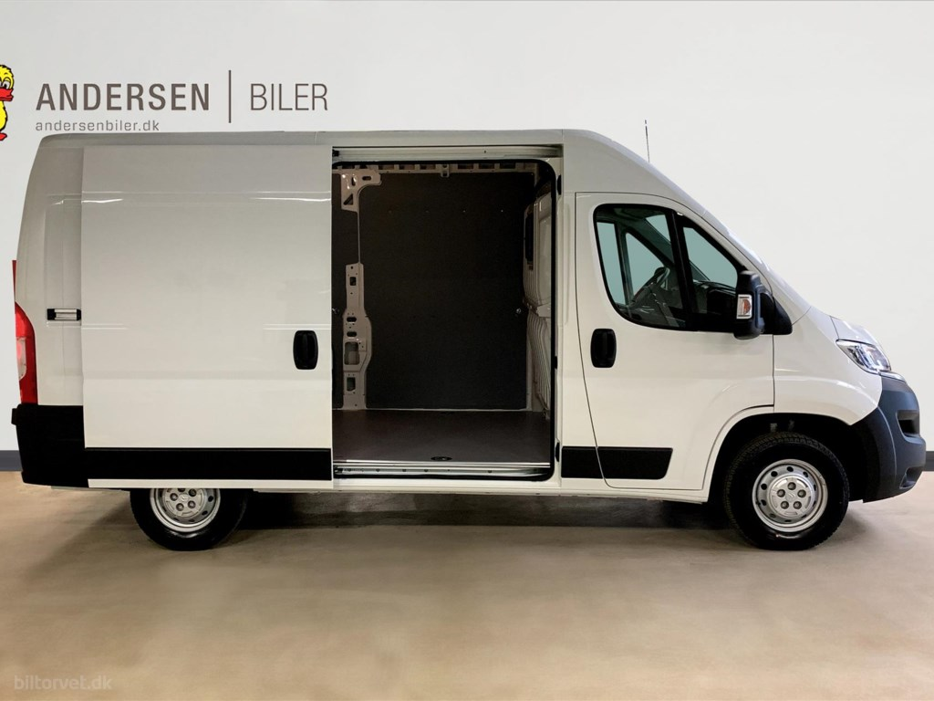 Citroën Jumper 33 L2H2 2,2 Blue HDi Fleetline + pakke start/stop 140HK Van 6g 2020