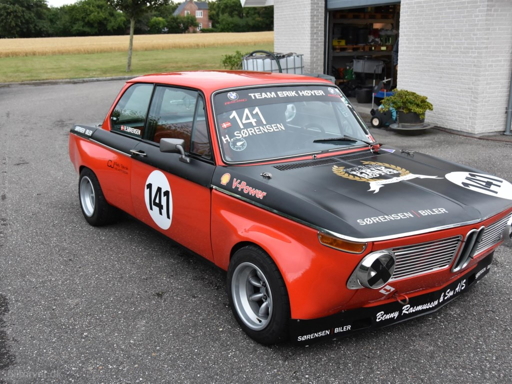 BMW 2002 tii 2,0 192HK 1968