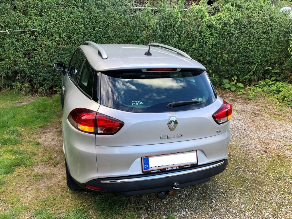 Renault Clio Sport Tourer 0,9 TCE Dynamique Energy 90HK Stc 2013