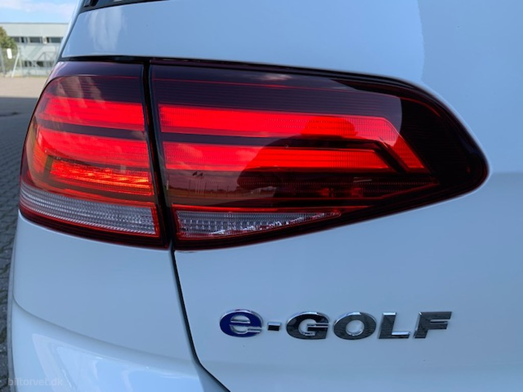 VW Golf el EL 136HK 5d Aut. 2020