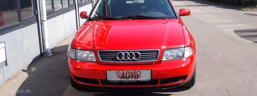 Audi A4 Avant 1,8 T Quattro 150HK Stc 1998