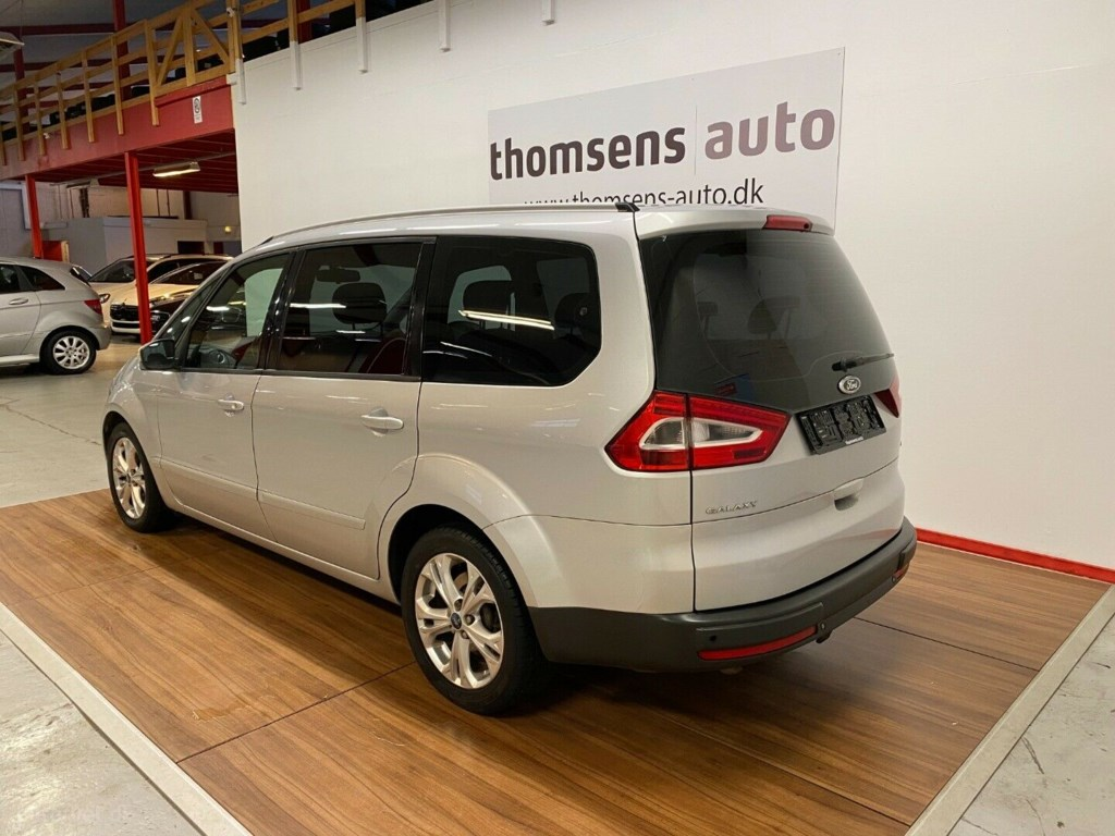 Ford Galaxy 2,0 TDCi 140 Trend Collection aut. 2011