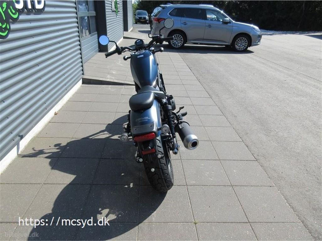Honda CMX 500 Rebel