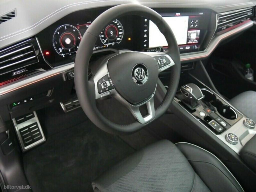 VW Touareg 4,0 TDi 421 R-line aut. 4M 2019