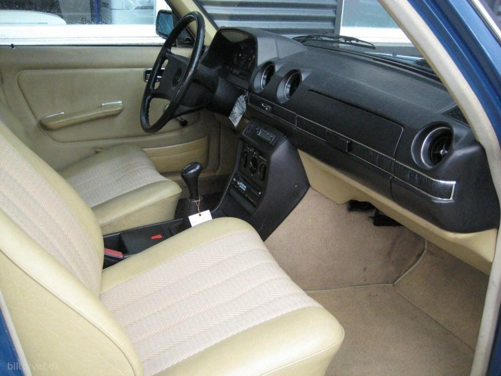 Mercedes-Benz 300 3,0 D 1982