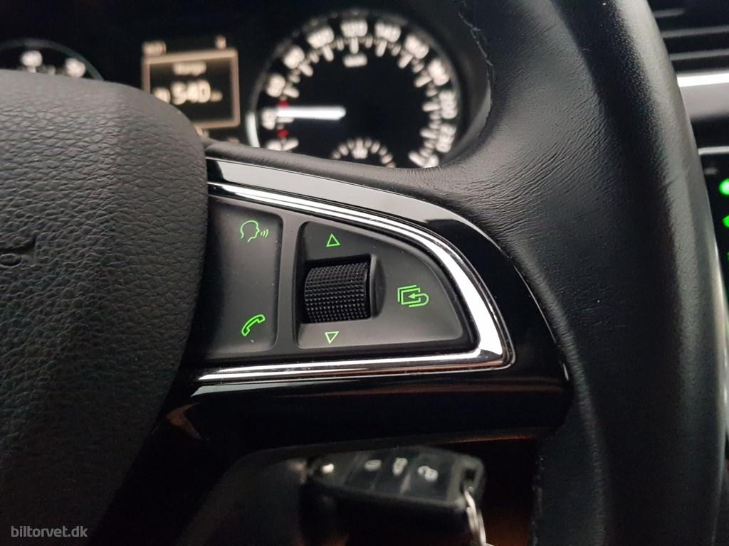 Skoda Octavia 1,4 TSI Elegance 140HK 5d 6g 2014