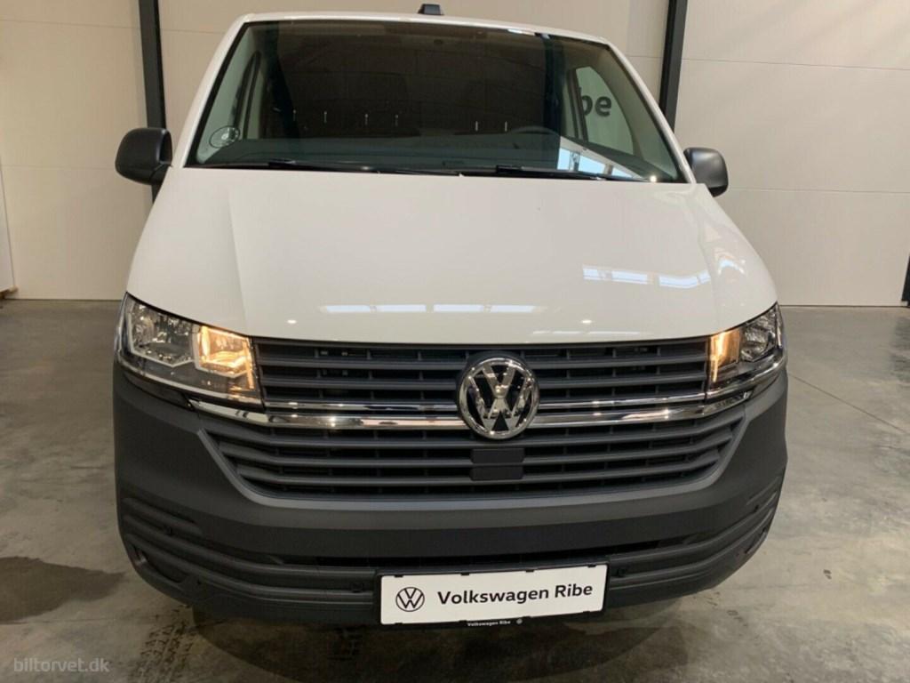 VW Transporter 2,0 TDi 150 Kassevogn kort 2020