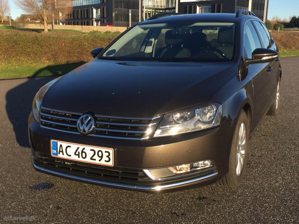 VW Passat Variant 2,0 TDI BMT Comfortline DSG 140HK Stc 6g Aut. 2013