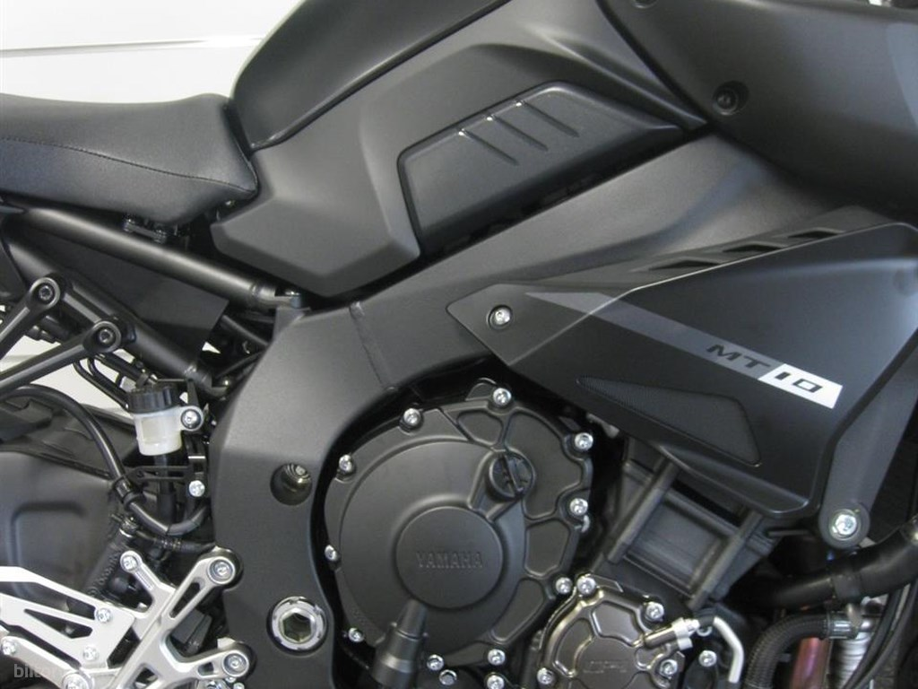 Yamaha MT 10 ABS - Tech Black 2019