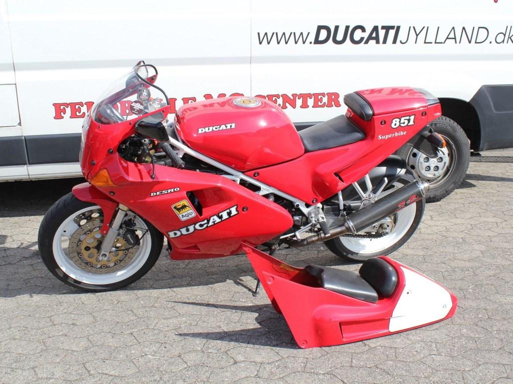 Ducati ZDM 851 1991