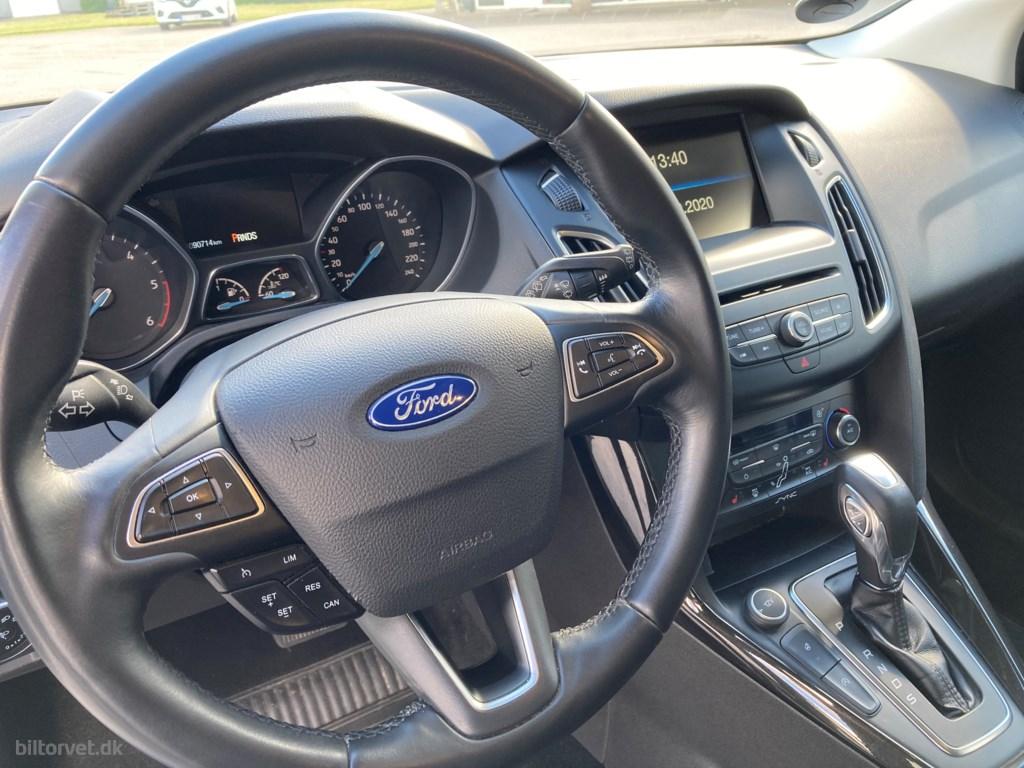 Ford Focus 2,0 TDCi Titanium 150HK Stc 6g Aut. 2015