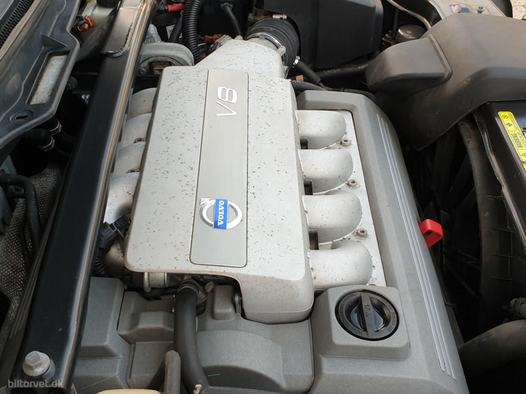Volvo XC90 7 Sæder 4,4 V8 AWD 315HK 5d Aut. 2005