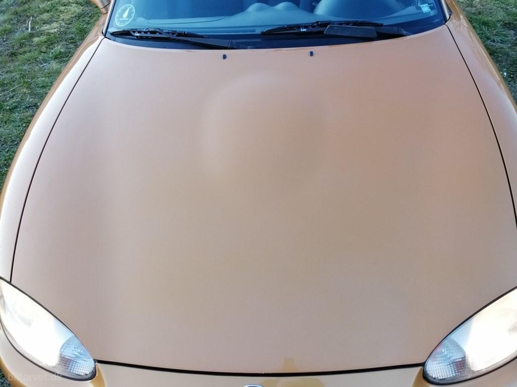 Mazda MX-5 1,6 110HK Cabr. 1999
