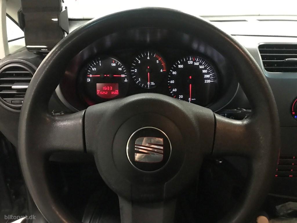 Seat Leon 1,9 TDI PD Stylance 105HK 5d 2007