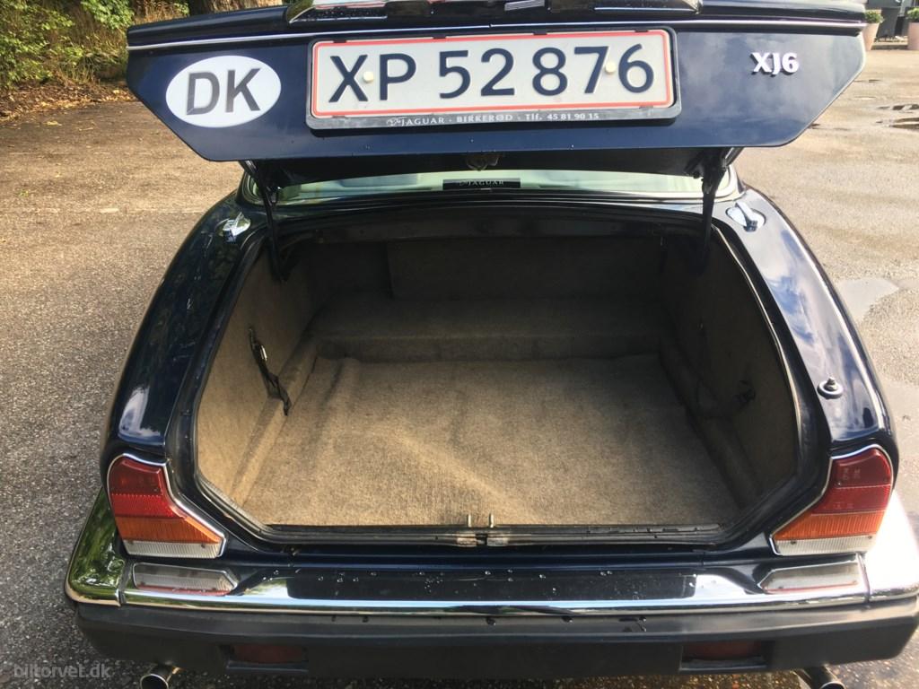 Jaguar XJ6 4,2 Sovereign 205HK Aut. 1986