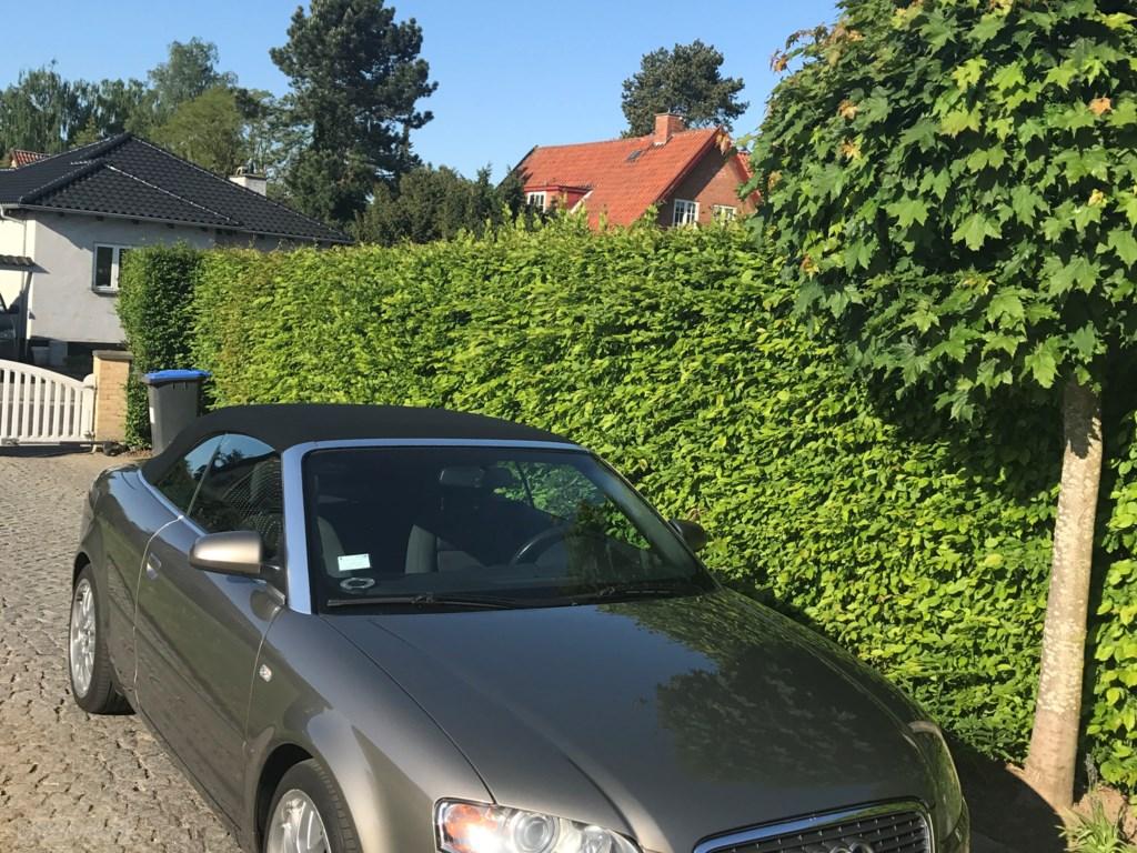 Audi A4 1,8 T 163HK Cabr. 2006