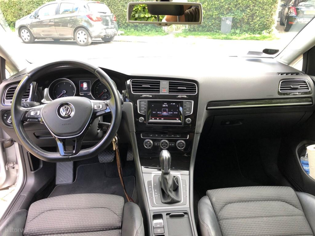 VW Golf 2,0 TDI BMT Highline DSG 150HK 5d 6g Aut. 2015