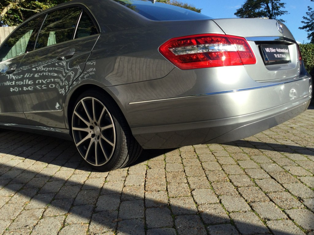 Mercedes-Benz E220 d 2,2 CDI BlueEfficiency 170HK Aut. 2010