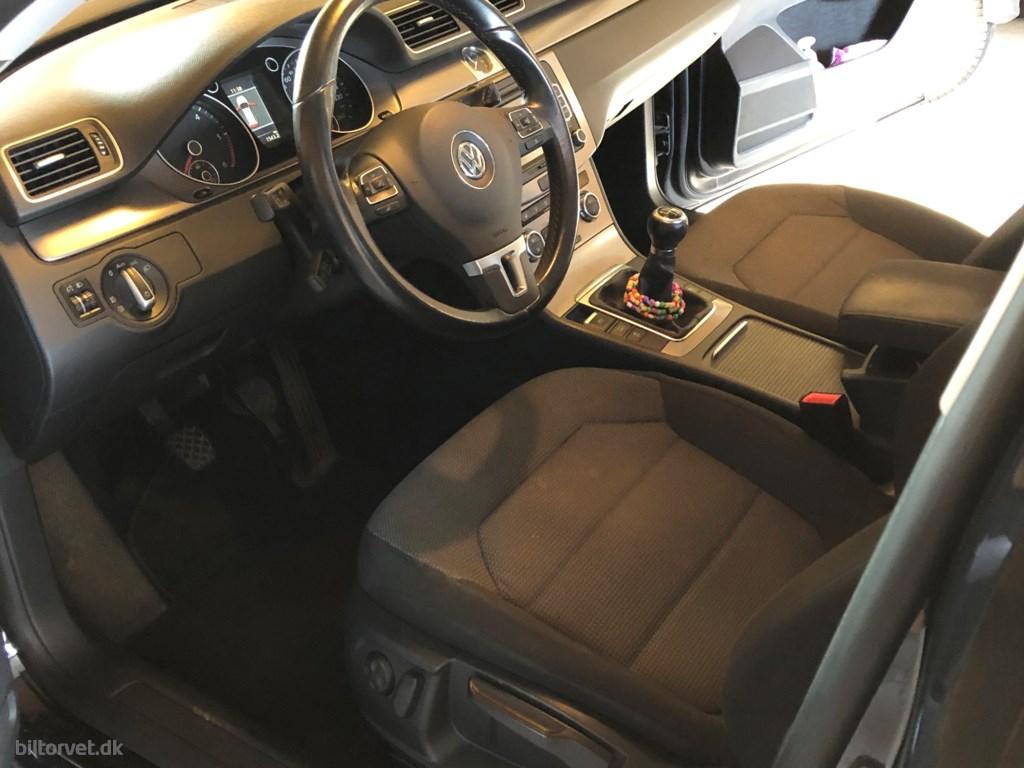 VW Passat Variant 2,0 blueMotion TDI Comfortline 140HK Stc 6g 2011