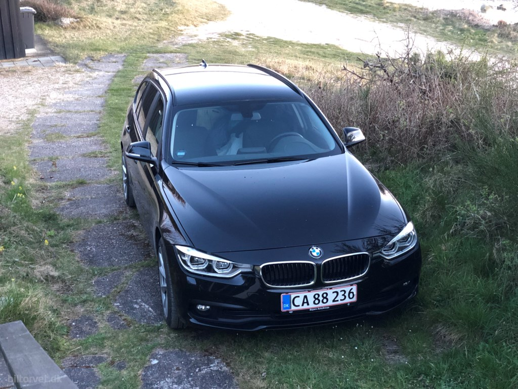 BMW 320d 2,0 D Steptronic 190HK 8g Aut. 2016