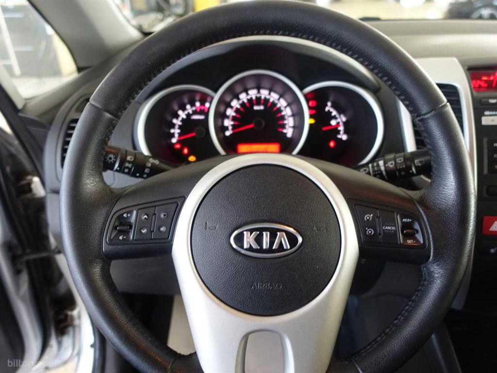 Kia Venga 1,6 CRDI Active 115HK 5d 6g 2010