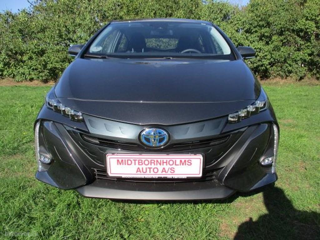 Toyota Prius Plug-in 1,8 B/EL H3 122HK 5d Aut. 2019