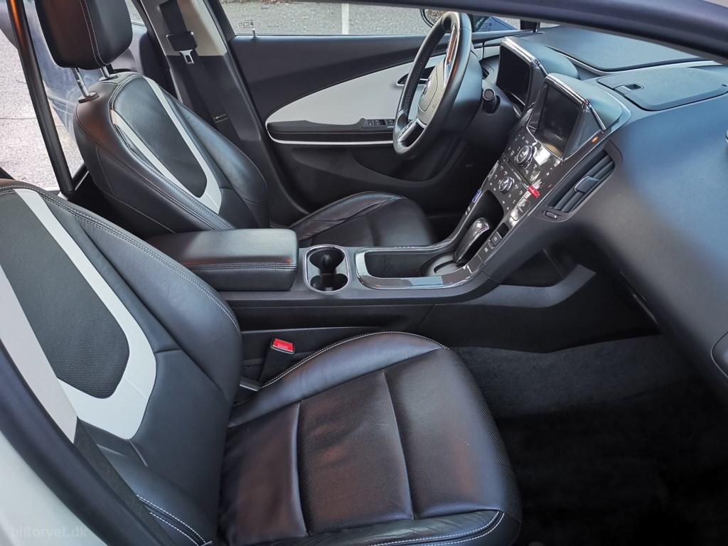 Opel Ampera 1,4 85HK 5d Aut. 2012